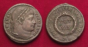 Constantinus víziói - A cikkhez tartozó kép