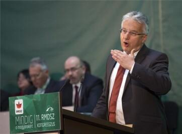 Semjén az RMDSZ kongresszusán: Magyarország sikeres Romániában érdekelt - A cikkhez tartozó kép