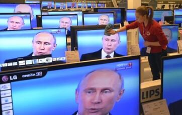 Putyin és rajongói  - A cikkhez tartozó kép