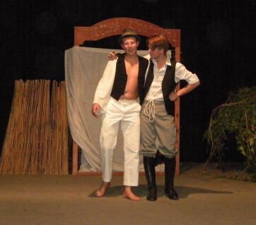 Kárpát-medencei színjátszó tábor Bezdánban - A cikkhez tartozó kép