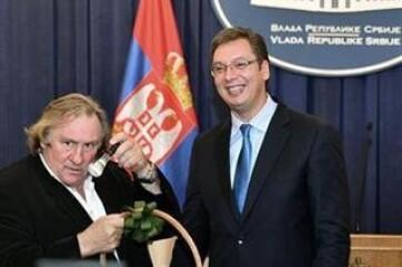 A miniszterelnök esete Depardieu-vel - A cikkhez tartozó kép