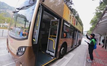 Kultúrbuszok Hongkongban - A cikkhez tartozó kép