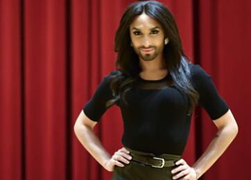 Eurovíziós Dalfesztivál: Conchita Wurst lesz májusban a bécsi tömegközlekedés hangja - A cikkhez tartozó kép