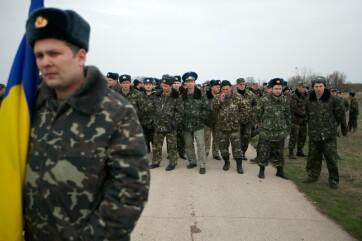 A parlament megszavazta a hadsereg létszámának 250 ezer főre emelését - A cikkhez tartozó kép