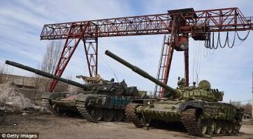 Az ukrán erők a szakadárok támadását vertek vissza Mariupolnál - A cikkhez tartozó kép