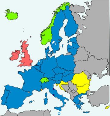 Zágrábi kormány: Horvátország teljesítette a schengeni övezet csatlakozási feltételeit - A cikkhez tartozó kép