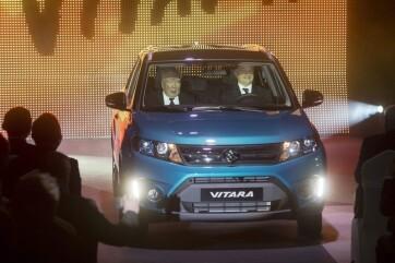 Esztergom: Elindult a Suzuki Vitara sorozatgyártása - A cikkhez tartozó kép