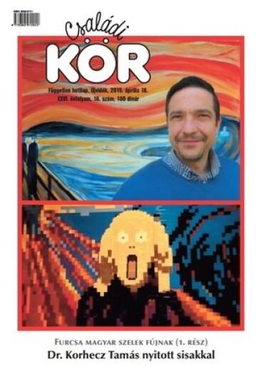 Dr. Korhecz Tamás: Leprás ember lettem a VMSZ és az MNT szemében - A cikkhez tartozó kép