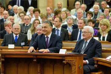 Orbán: A következő évek feladata a polgári Magyarország berendezése - A cikkhez tartozó kép