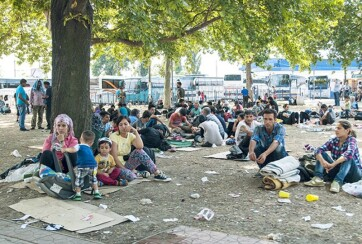 A Szerbiába érkező migránsok többsége január 1-jén született? - A cikkhez tartozó kép