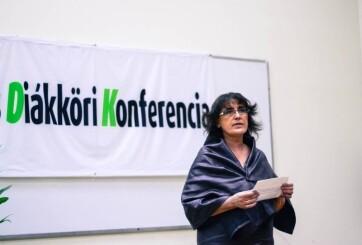 Kiváló TDK Szervezői Díjban részesült dr. Csányi Erzsébet - A cikkhez tartozó kép