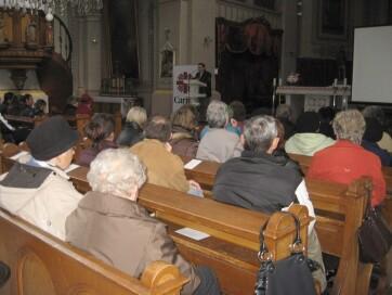 Találkoztak a Nagybecskereki Egyházmegye önkéntesei - A cikkhez tartozó kép
