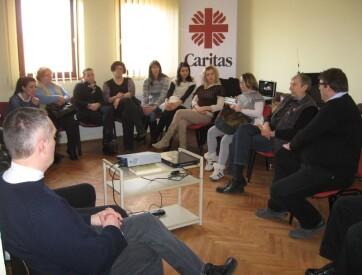 Új szolgáltatással bővül a nagybecskereki Püspökségi Caritas tevékenysége - A cikkhez tartozó kép