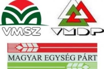VMSZ-VMDP-MEP: Aláírták a hárompárti koalíciós szerződést - A cikkhez tartozó kép