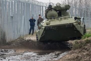 Mađarska bi mogla da izdvoji šest hiljada vojnika za odbranu granica - A cikkhez tartozó kép