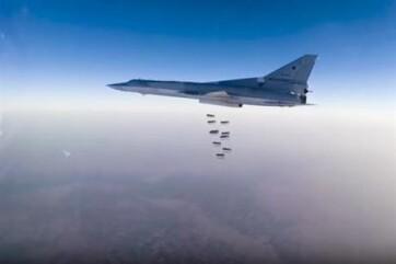 Orosz bombázók iráni bázisról támadják a szíriai terroristákat - A cikkhez tartozó kép