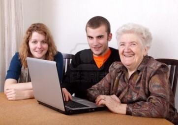 Magyarkanizsa: Ingyenes számítógépes képzés 55 éven felülieknek - A cikkhez tartozó kép