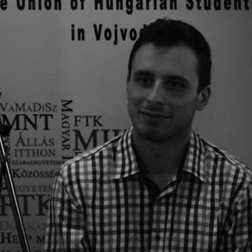 Sóti Attila: A fiatalok körében a diákszervezeteknek van hitele - A cikkhez tartozó kép