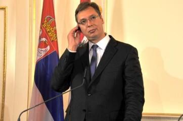 Vučić részvéttáviratot küldött Orbánnak - A cikkhez tartozó kép