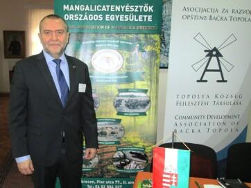 A mangalicatenyésztésről tartottak szakmai konferenciát Topolyán - A cikkhez tartozó kép