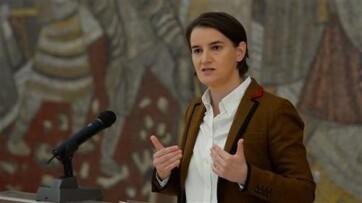 Brnabić: Szerbia vezető helyen áll a nemzeti kisebbségekkel folytatott munkában - A cikkhez tartozó kép