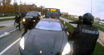 Letartóztatások Újvidéken: Drogcsempészhálozatot számoltak fel - A cikkhez tartozó kép