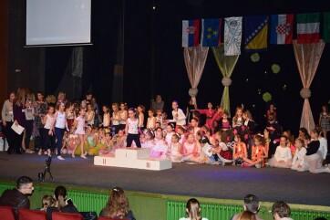 Fergeteges nemzetközi táncverseny Magyarkanizsán - A cikkhez tartozó kép