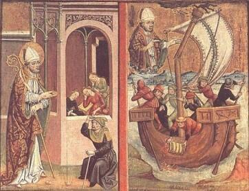 Szent Miklós püspök ünnepe, Mikulás napja  - A cikkhez tartozó kép