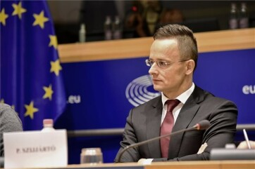 Szijjártó Brüsszelben: A magyar kormány elutasítja a kvótákat, és harcolni fog a magyar érdekekért - A cikkhez tartozó kép