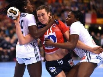KÉZILABDA : Franciaország nyerte a női kézilabda-világbajnokságot - A cikkhez tartozó kép