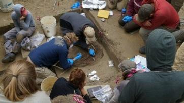 Újraírhatják Amerika benépesedésének történelmét egy csecsemő 11,5 ezer éves maradványai - A cikkhez tartozó kép