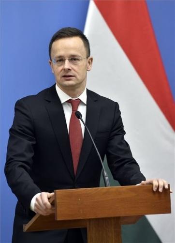 Szijjártó: Elfogadhatatlan a román miniszterelnök nyilatkozata - A cikkhez tartozó kép