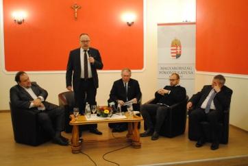 Németh Zsolt: Romániának el kell döntenie, részt kíván-e venni a térségi együttműködésben - A cikkhez tartozó kép