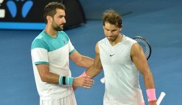 TENISZ: Nadal feladta a Čilić elleni meccset - A cikkhez tartozó kép