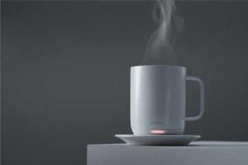 Itt az okosbögre, amiben sosem hűl ki a kávé - A cikkhez tartozó kép