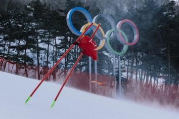 TÉLI OLIMPIA : Veszélyben még két alpesisí-versenynap - A cikkhez tartozó kép