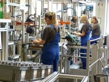 Magyarország: A KSH adatai szerint 4,8 százalékkal nőtt az ipari termelés 2017-ben - A cikkhez tartozó kép