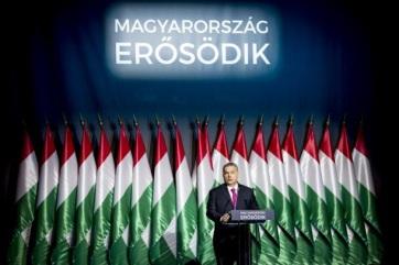 Február 18-án tartja évértékelő beszédét Orbán Viktor - A cikkhez tartozó kép