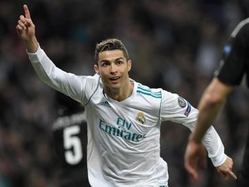 LABDARÚGÁS BL : A Real Madrid nyerte a slágermeccset - A cikkhez tartozó kép