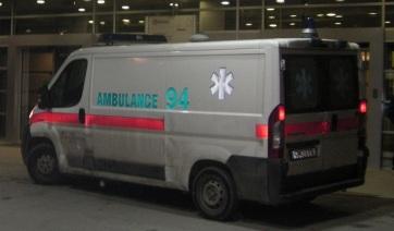 Törökbecse: Autó ütközött kombival, az egyik sofőr meghalt - A cikkhez tartozó kép