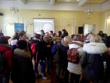 Szabadka: Felsőoktatási kiállítás az MTTK-n - A cikkhez tartozó kép