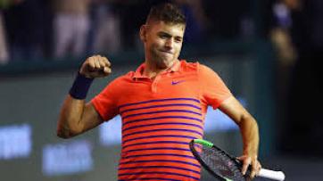 TENISZ : Krajinović kikapott Federertől - A cikkhez tartozó kép