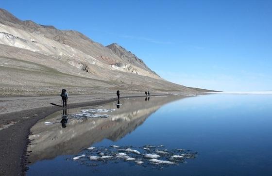A Hazen-tó