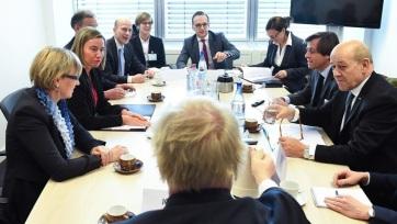 Uniós külügyminiszterek: Az EU támogatja a vegyi fegyverek teljes tilalmát - A cikkhez tartozó kép