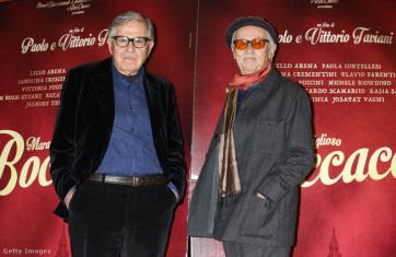 Meghalt Vittorio Taviani legendás olasz filmrendező - A cikkhez tartozó kép