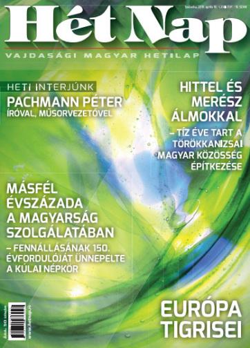 Hét Nap (április 18.): Másfél évszázada a magyarság szolgálatában - A cikkhez tartozó kép