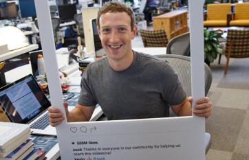 Napi fotó: A Facebook e héttől kezdve új...