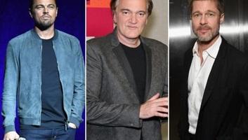 Tarantino szerint új filmje a Ponyvaregénnyel vetekszik - illusztráció