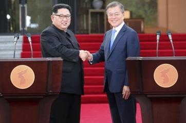 Örül a világ a koreai csúcs eredményeinek - A cikkhez tartozó kép