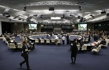 Napi fotó: Csúcstalálkozóra ültek össze az...